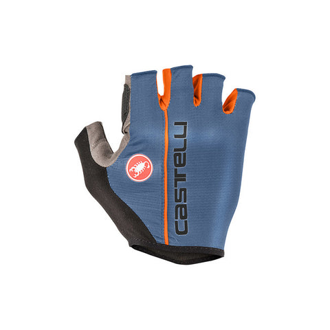 CASTELLI CIRCUITO GLOVE - LIGHT STEEL BLUE