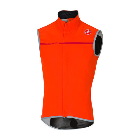 CASTELLI PERFETTO VEST - ORANGE