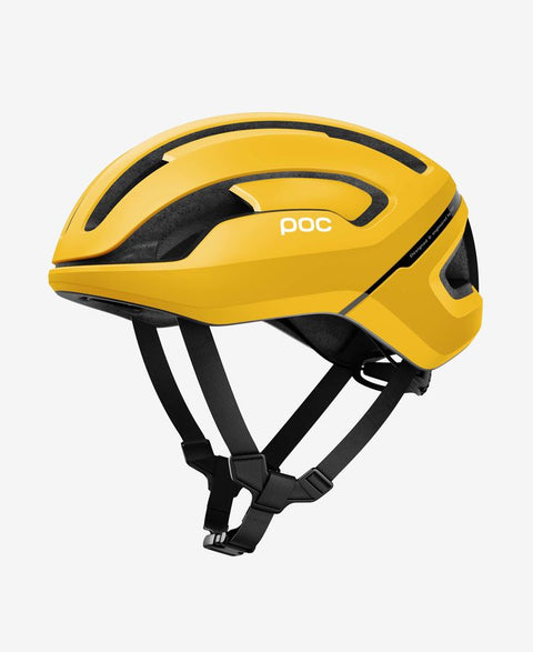 POC OMNE AIR SPIN HELMET - SULPHITE YELLOW