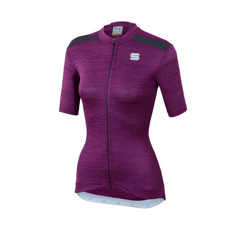SPORTFUL WOMEN'S GIARA W JERSEY - PURPLE