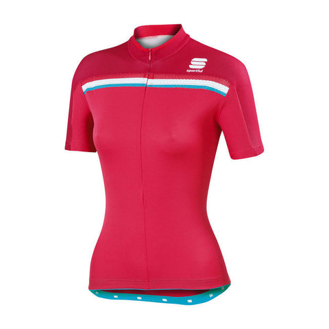 SPORTFUL WOMEN'S ALLURE JERSEY - Pink Coral (Sample)