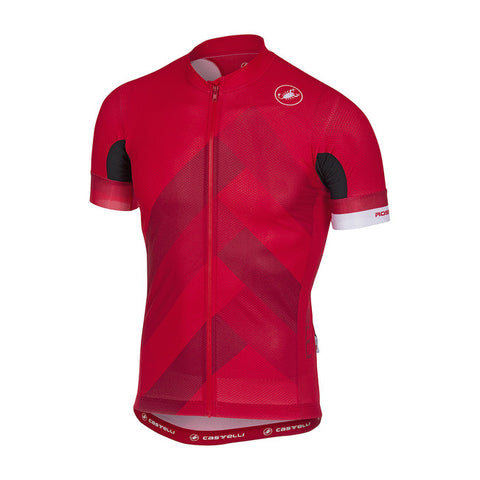 CASTELLI FREE AR 4.1 JERSEY - RED