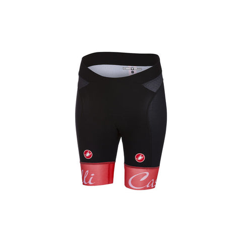 CASTELLI WOMEN'S FREE AERO W SHORT - RED