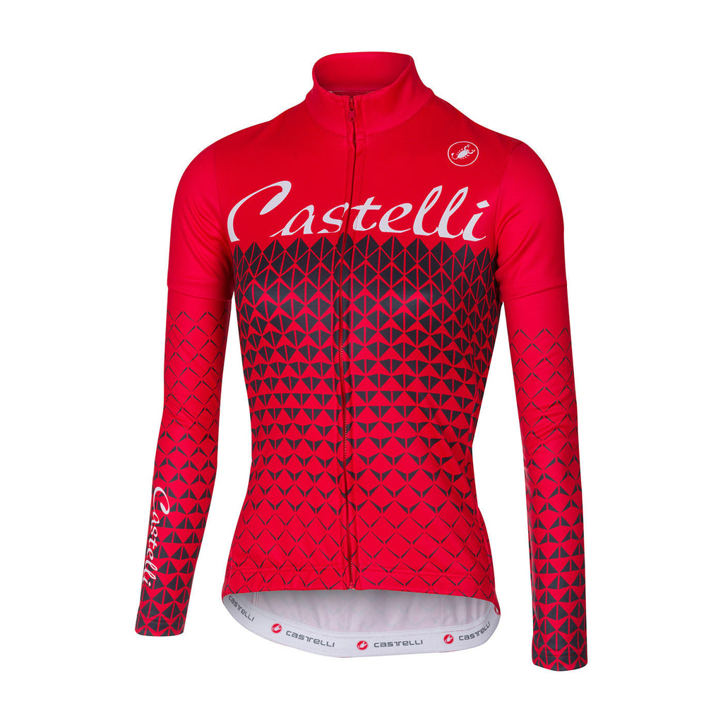 CASTELLI CIAO JERSEY - RED