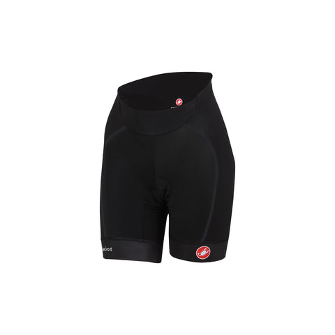 CASTELLI WOMEN'S VELOCISSIMA SHORT - BLACK