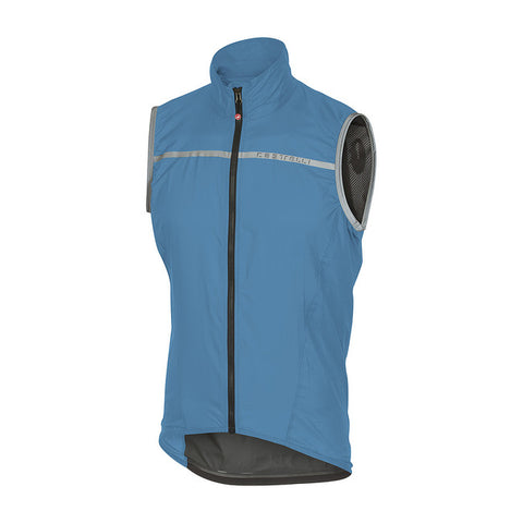 CASTELLI SUPERLEGGERA VEST - SKY BLUE