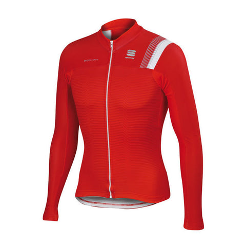 SPORTFUL BODYFIT PRO THERMAL JERSEY - FIRE RED (Sample)