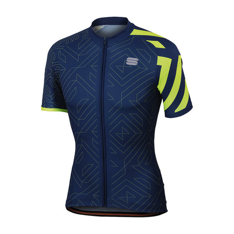 SPORTFUL PRISM JERSEY - TWILIGHT BLUE