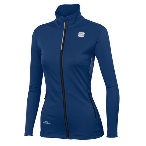 SPORTFUL SQUADRA WS W JACKET - TWILIGHT BLUE