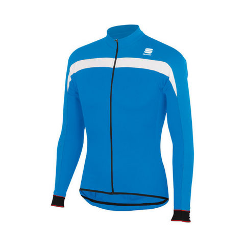 SPORTFUL PISTA THERMAL JERSEY - ELECTRIC BLUE