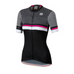 SPORTFUL WOMEN'S DIVA 2 JERSEY - BLACK/WHITE