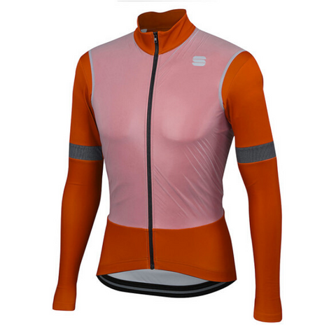 SPORTFUL SUPERGIARA THERMAL JERSEY - SIENNA