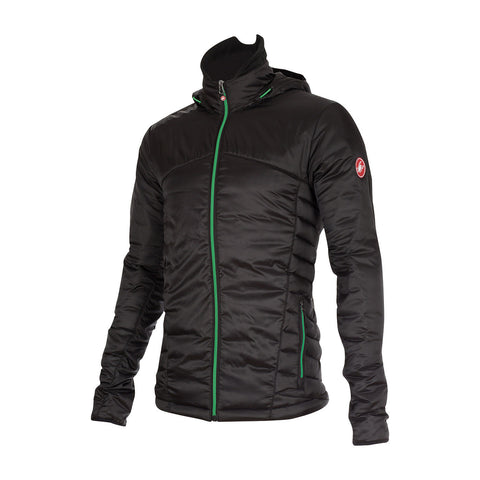 CASTELLI MECCANICO PUFFY JACKET - VINTAGE BLACK