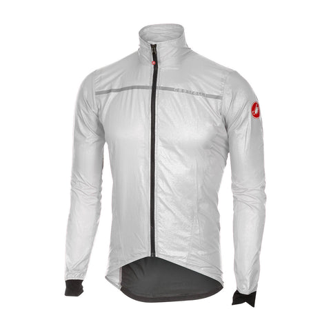 CASTELLI SUPERLEGGERA JACKET - WHITE