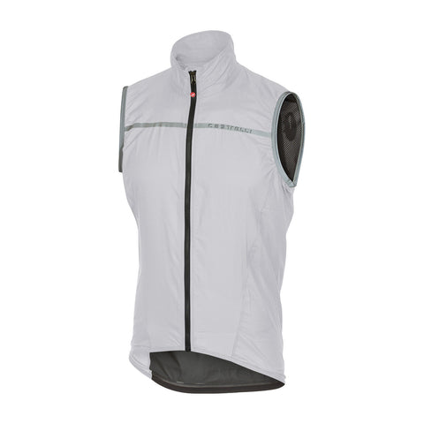 CASTELLI SUPERLEGGERA VEST - WHITE