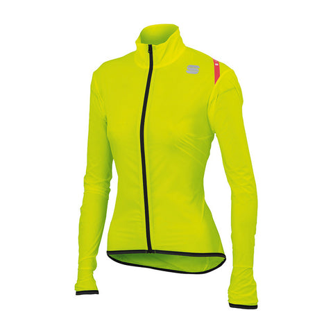 SPORTFUL WOMEN'S HOTPACK 6 W JACKET - YELLOW FLUO