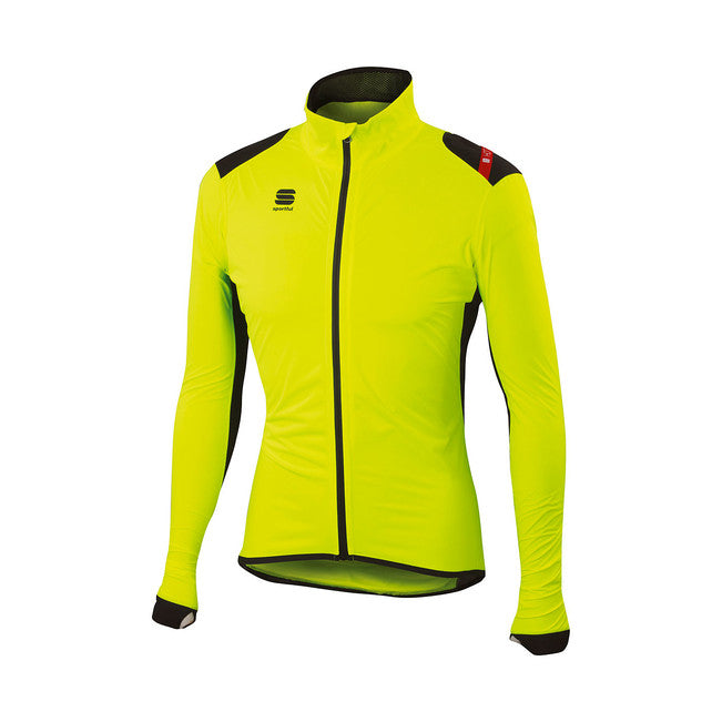 SPORTFUL HOT PACK NORAIN JACKET - YELLOW FLUO