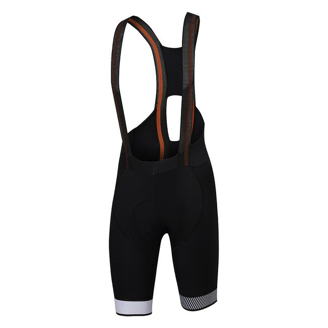 SPORTFUL BODYFIT PRO LTD BIBSHORT - BLACK/WHITE