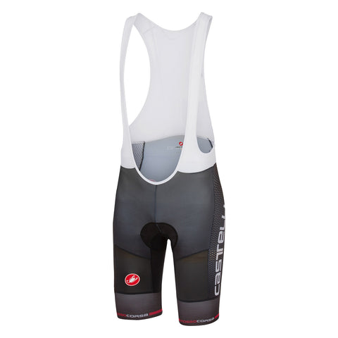 CASTELLI INFERNO BIBSHORT - BLACK