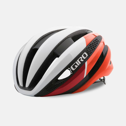 GIRO SYNTHE MIPS HELMET - WHITE/RED