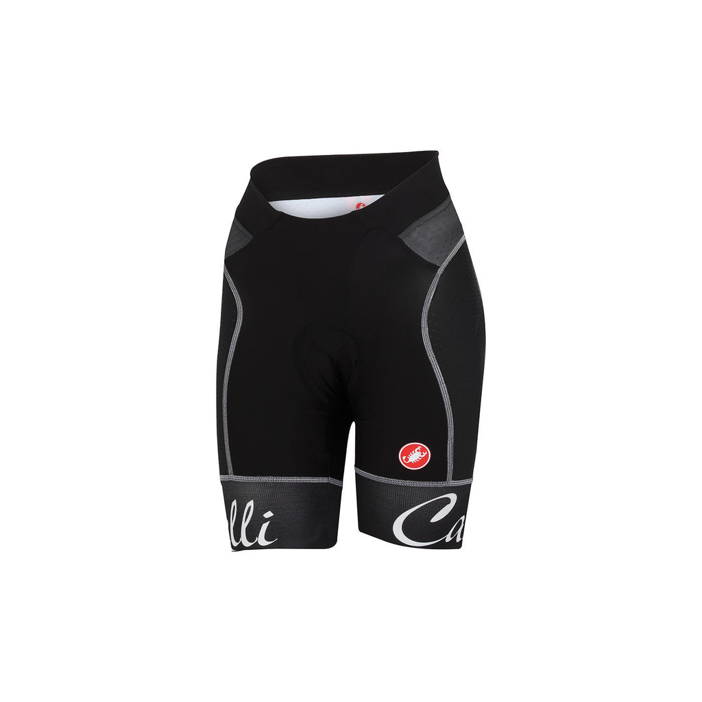CASTELLI WOMEN'S FREE AERO W SHORT - BLACK