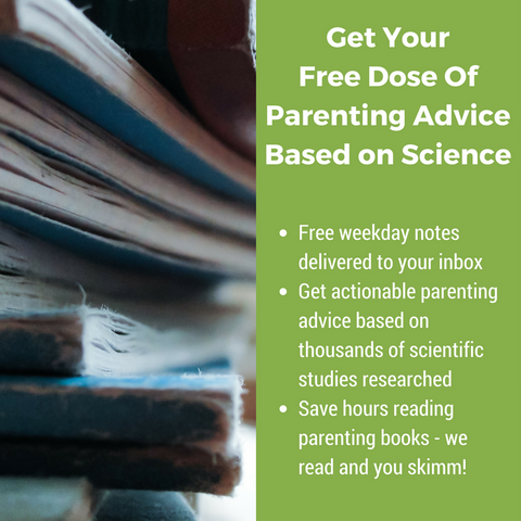 free science based parenting tips