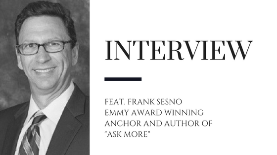 Interview with renowned Frank Sesno