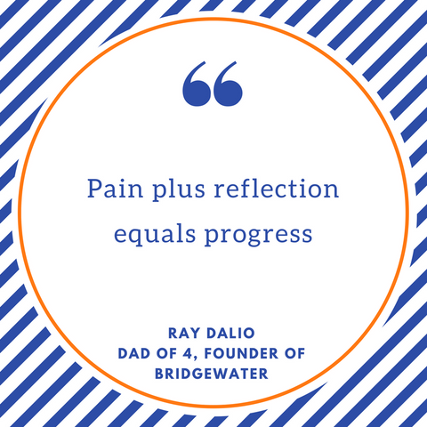 pain and progress