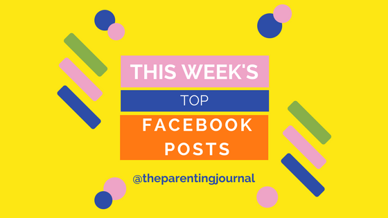 parenting journal's top facebook posts