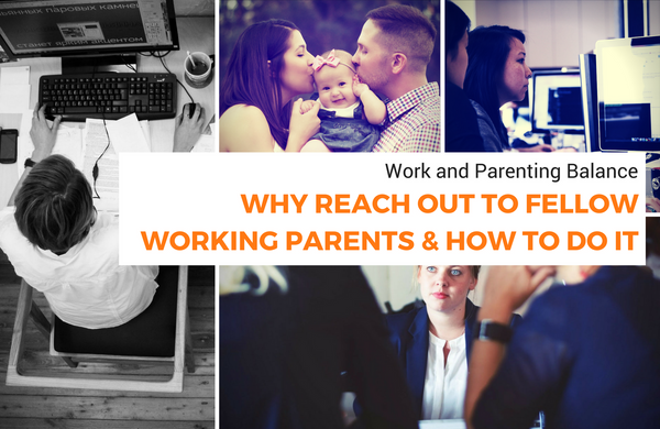 work and parenting balance