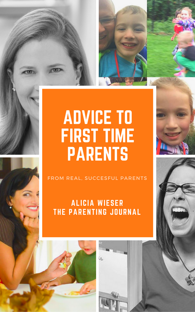 E-book: Advice To First Time Parents From Real, Successful Parents