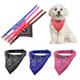 Image of Dog/Cat Bandana Buckle Collar