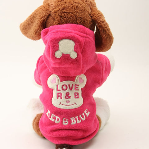 Love R & B Dog Outfit