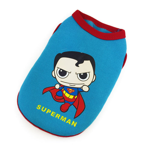 Superman Dog Sweatshirt