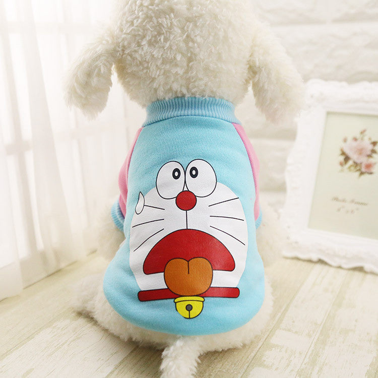 Doraemon Dog Sweater