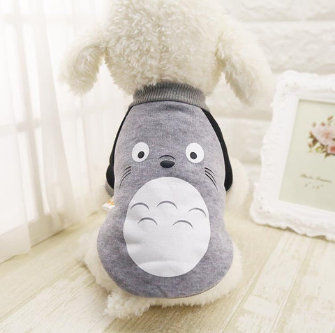 Totoro Dog Sweater