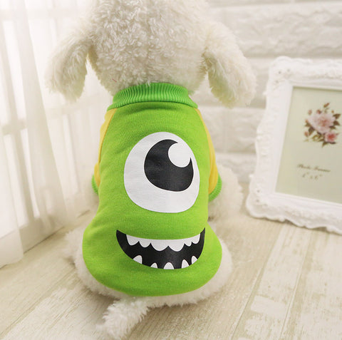 Monsters, Inc. Mike Wazowski Dog Sweater