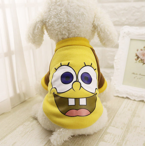 Spongebob Dog Sweater