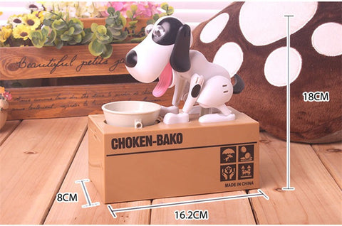 Choken Bako Doggy Bank
