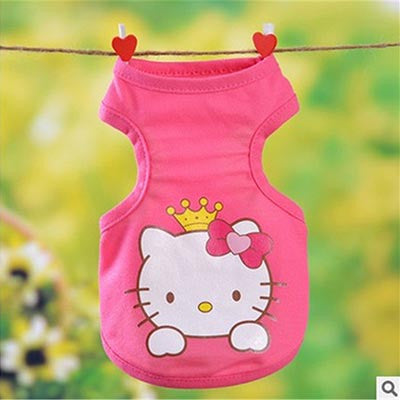 Hello Kitty Dog Tank Top