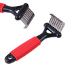 Image of High Quality Stainless Steel Pet Deshedding Comb for Long Thick Hair