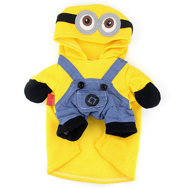 Full Cat Minion Costume