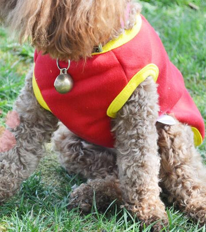 Iron Man Dog Sweatshirt