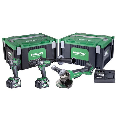 3 Piece MultiVolt Brushless Combination Pack - KC36DDBL(HRZ)