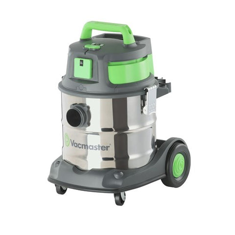 VACUUM WET / DRY 20LTR INDUSTRIAL 1500W MOTOR STAINLESS TANK