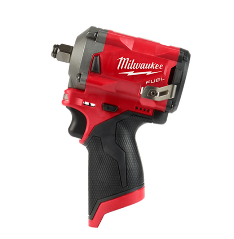 "M12 FUEL™ 1/2"" Stubby Impact Wrench (Tool Only) - M12FIWF12-0"