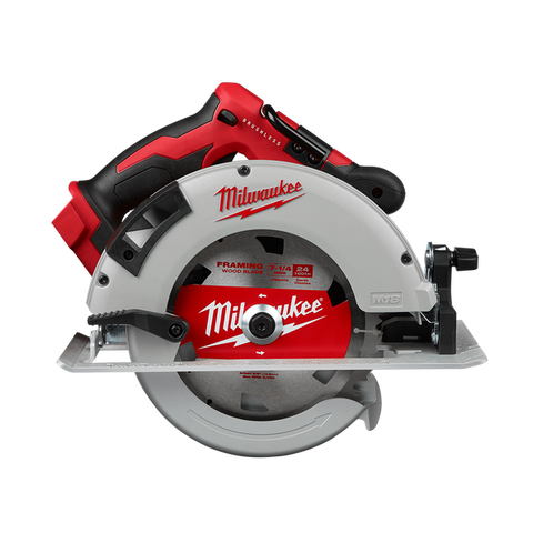 M18™ BRUSHLESS 184MM CIRCULAR SAW (TOOL ONLY) - M18BLCS66-0