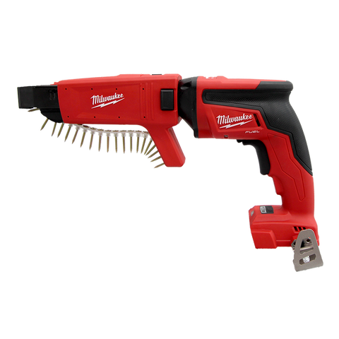 M18 FUEL™ DRYWALL SCREW GUN W/ COLLATED ATTACHMENT (TOOL ONLY) - M18FSGC-0