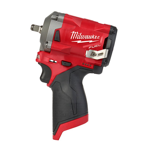 "M12 FUEL™ 3/8"" Stubby Impact Wrench (Tool Only) -  M12FIW38-0"