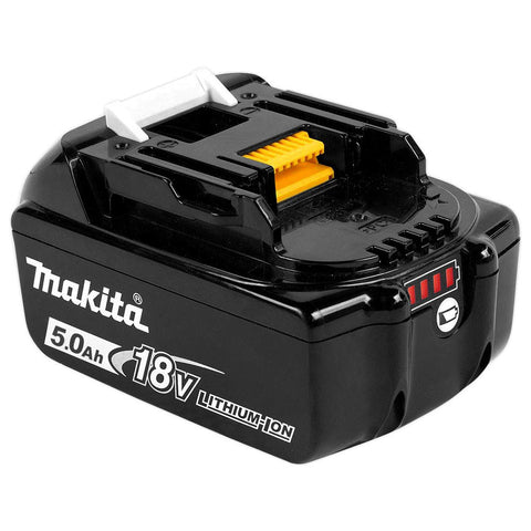 Makita 18V Li-Ion 5.0Ah Battery with LED Indicator - BL1850-L